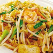 prawns beansprouts